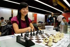 Yuanling Yuan a la Chess Olympiad 2010 de Canadà. Foto Blog Susan Polgar. Alina Smirnova